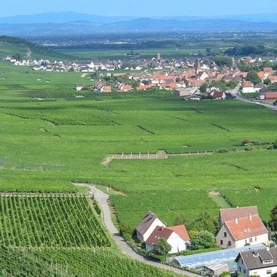 Kayserberg i Alsace