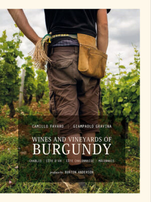 Wines and Vineyards of Burgundy - Forside