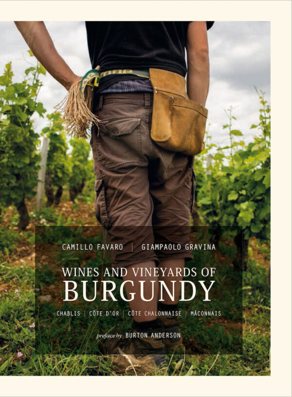Wines and Vineyards of Burgundy - Forside