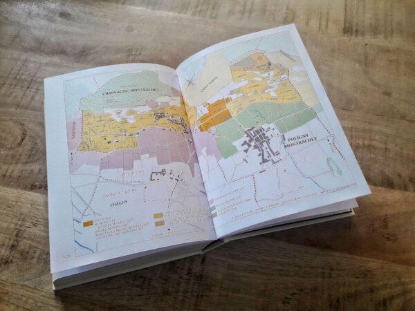 Wines and Vineyards of Burgundy - Eksempel 2