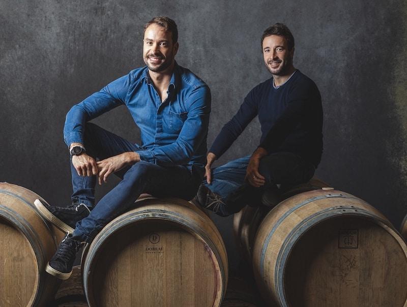 Dario og Federico fra Cipressi