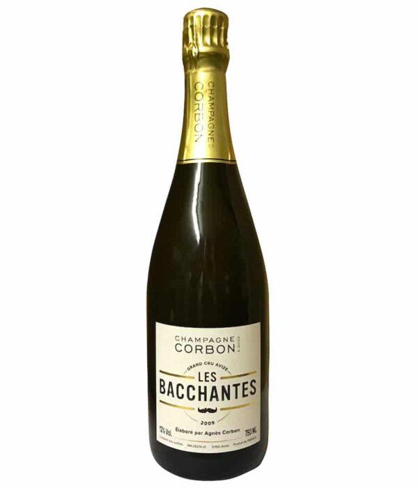 Champagne Corbon Bacchantes BdB 2009
