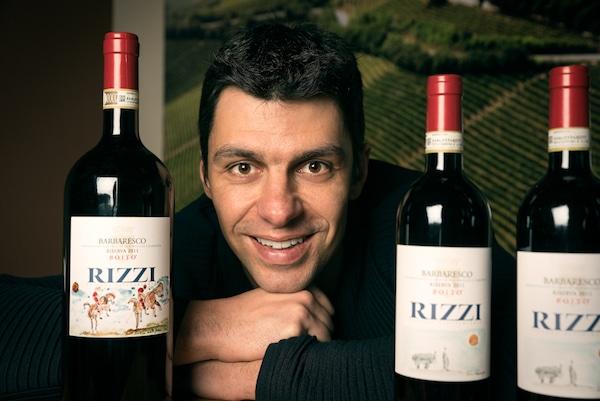 Enrico er i dag ansvarlig for Rizzi