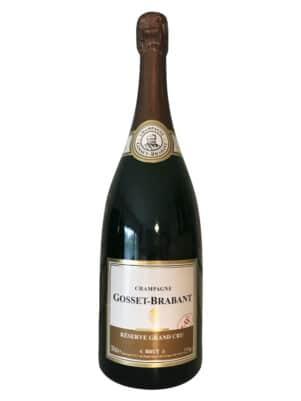 Gosset-Brabrant Brut Réserve Grand Cru MAGNUM
