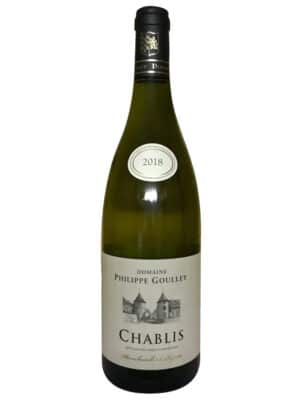 Domaine Goulley Chablis 2018