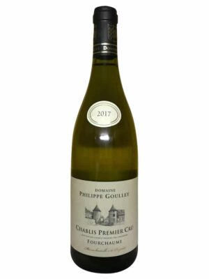 "Domaine Goulley Chablis 1. cru ""Fourchaume"" 2017"