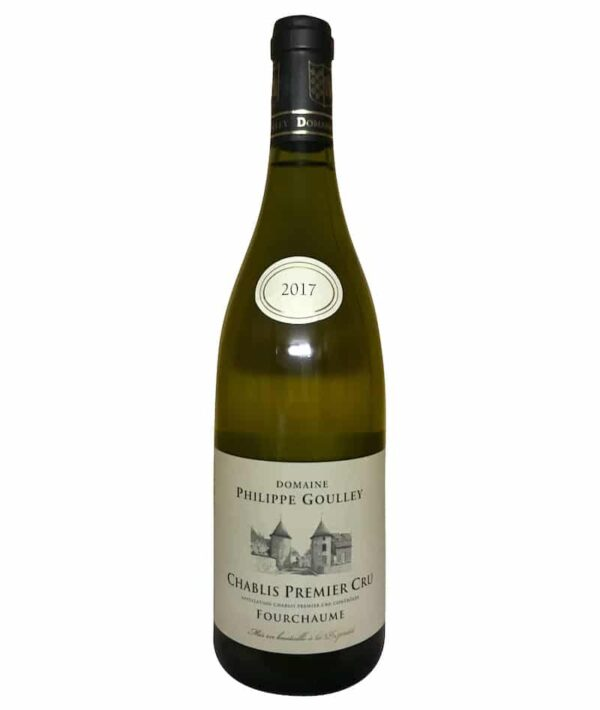 """Domaine Goulley Chablis 1. cru """"Fourchaume"""" 2017"""
