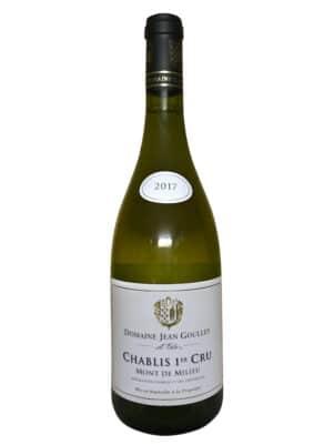 """Domaine Goulley Chablis 1. cru """"Mont de Milieu"""" 2017"""