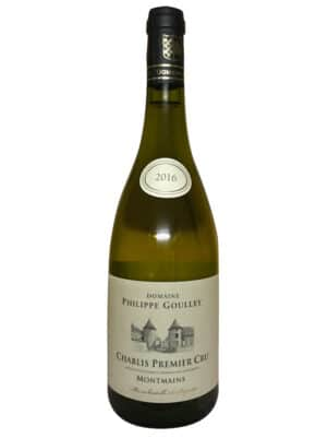 """Domaine Goulley Chablis 1. cru """"Montmains"""" 2016"""