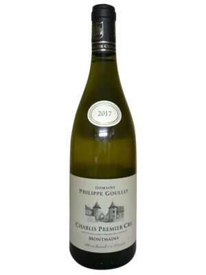 "Domaine Goulley Chablis 1. cru ""Montmains"" 2017"
