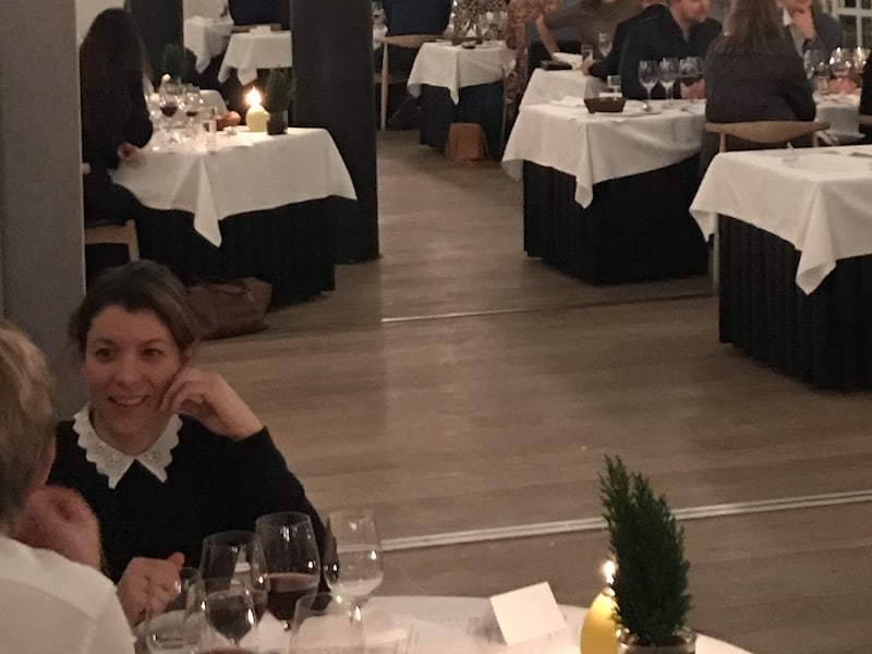 Nina Dubois på besøg i Aarhus