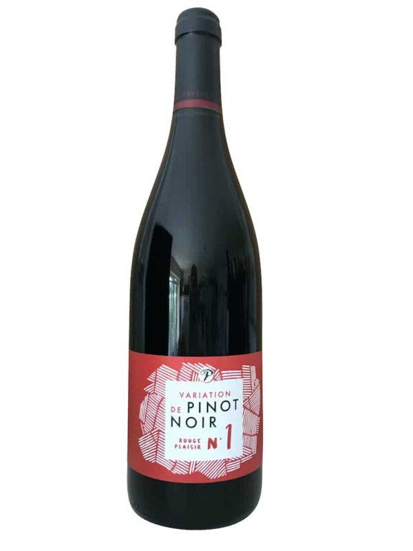 Domaine Pavelot Savigny-Lès-Beaune Pinot Noir Variation no. 1 2017