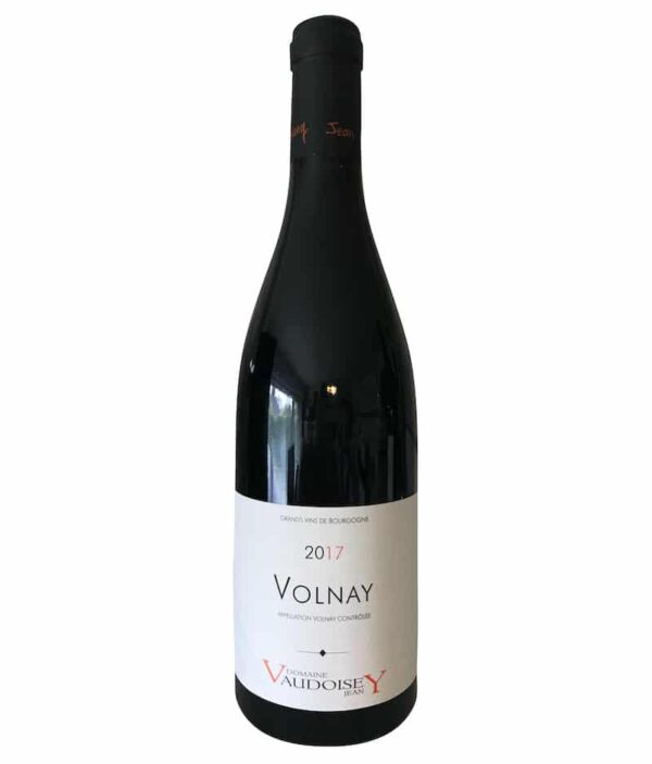 Domaine Jean Vaudoisey Volnay 2017