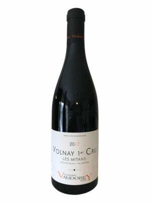 Domaine Jean Vaudoisey Volnay Mitans 2017