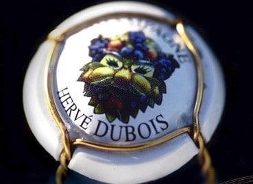 Hervé Dubois - toppen af flasken...