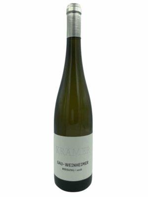 Weingut Krämer Gau Weinheimer Riesling 2018