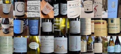 Bourgogne appellationer
