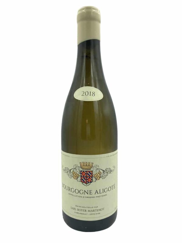 Domaine Yves Boyer-Martenot Bourgogne Aligote 2018