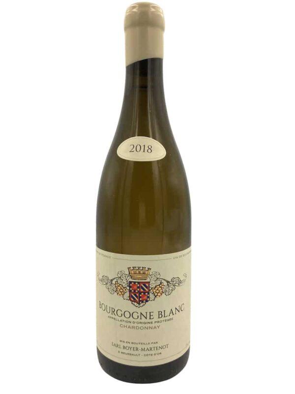 Domaine Yves Boyer-Martenot Bourgogne Blanc 2018