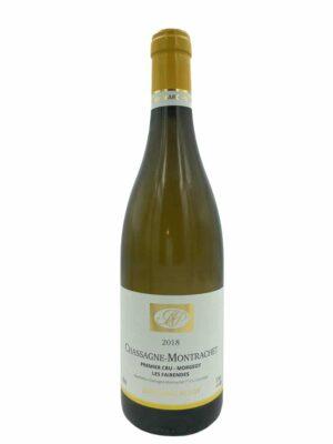 Domaine Jean-Marc Pillot Chassagne-Montrachet Morgeot Blanc 2018