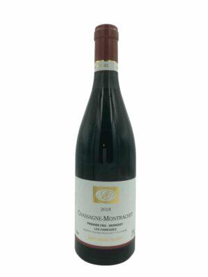 Domaine Jean-Marc Pillot Chassagne-Montrachet Morgeot Rouge 2018