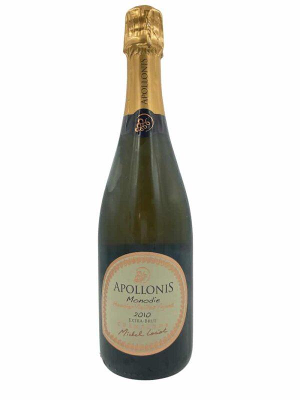 Champagne Michel Loirot Monodie 2010