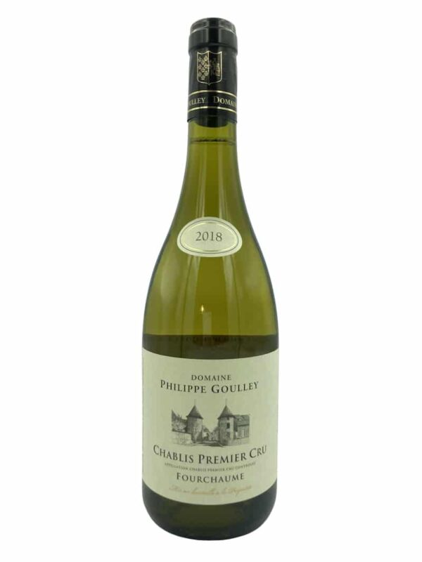Domaine Goulley Chablis Fourchaume 2018