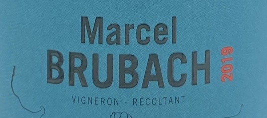 Marcel Brubach Maconnais Bourgogne