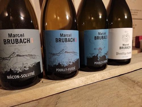 Vinene fra Marcel Brubach