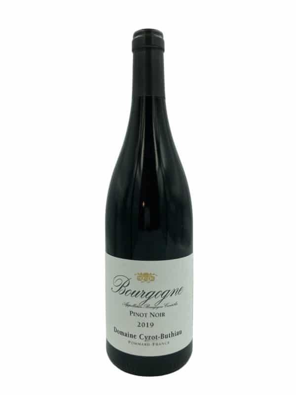 Domaine Cyrot Buthiau Pinot Noir 2019