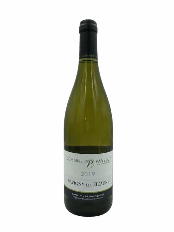 Domaine Pavelot Savigny-Les-Beaune Blanc 2019