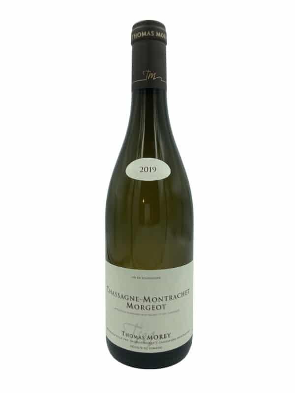 Domaine Thomas Morey Chassagne-Montrachet Morgeot 2019