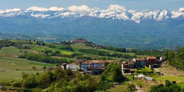 Piemonte overblik