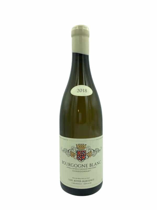 Yves Boyer-Martenot Bourgogne Blanc 2018