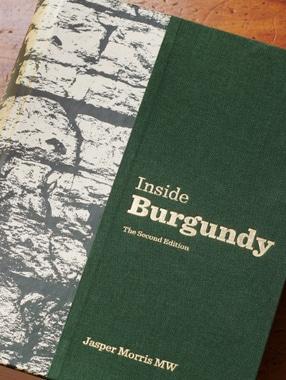 Inside Burgundy 2. udgave af Jasper Morris